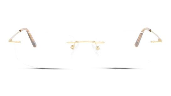 HE OM5031 Men's Glasses Transparent / Gold