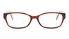 Seen SN BF06 Women's Glasses Burgundy