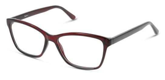 SN FF10 Women's Glasses Transparent / Purple