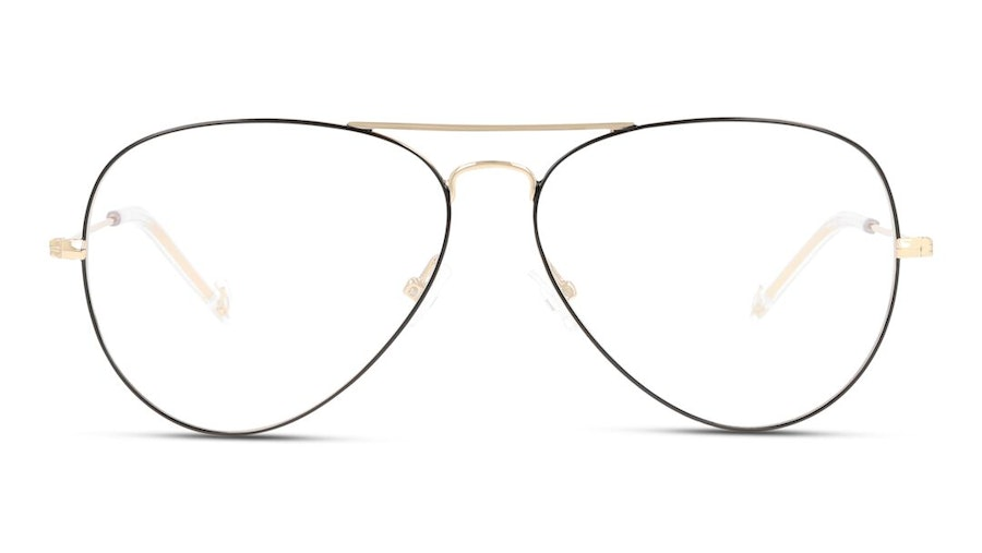 Unofficial UNOF0155 (Large) (BD00) Glasses Black