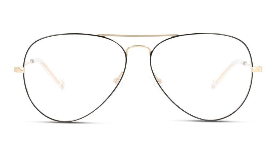 Unofficial UNOF0155 (Large) Women's Glasses Black