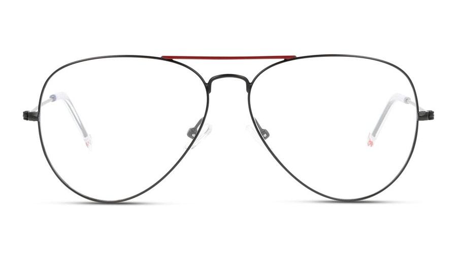 Unofficial UNOM0155 (Large) Men's Glasses Black