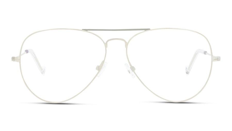 Unofficial UNOM0155 Men's Glasses Silver