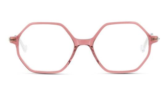 UNOT0068 Children's Glasses Transparent / Pink