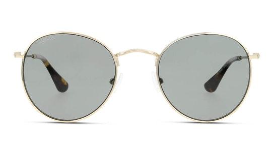 UNSU0050 Unisex Sunglasses Green / Bronze