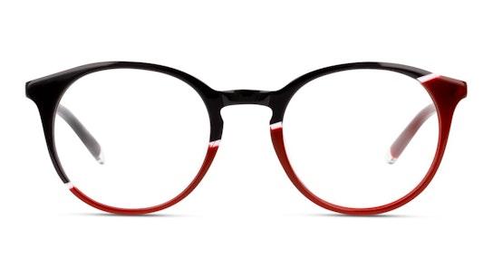 MN OF0010 Women's Glasses Transparent / Grey