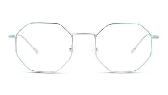 SY OF5008 Women's Glasses Transparent / Silver
