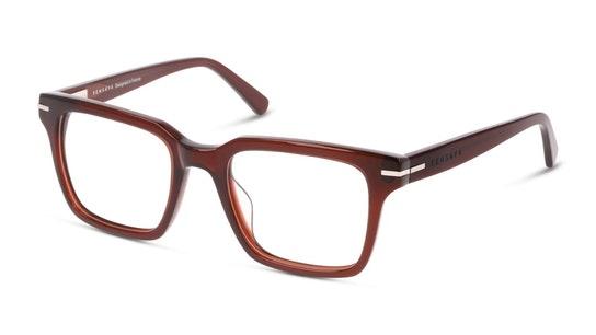 SY OM0007 Men's Glasses Transparent / Brown