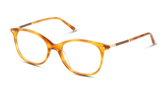 HE OF5008 Women's Glasses Transparent / Brown