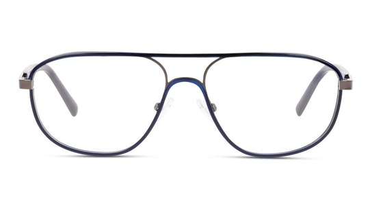 SY OM0005 Men's Glasses Transparent / Navy