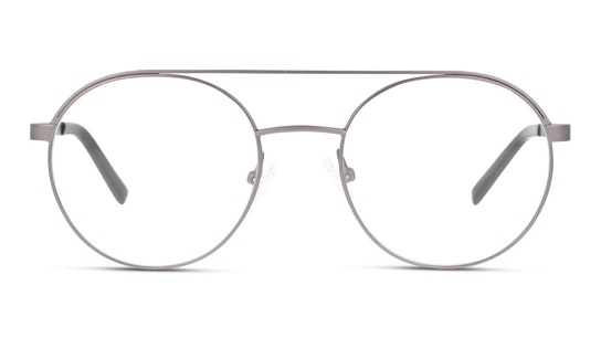 HE OM0047 Men's Glasses Transparent / Grey