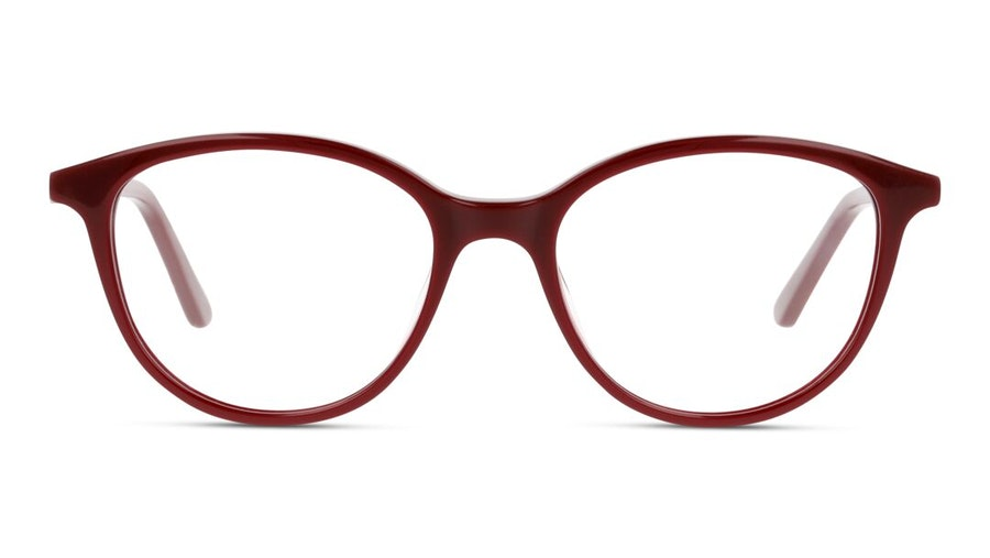Unofficial UNOF0231 Women's Glasses Burgundy