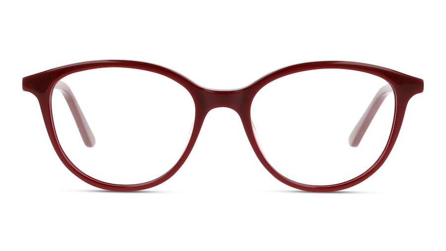 Unofficial UNOF0231 Women's Glasses Burgundy