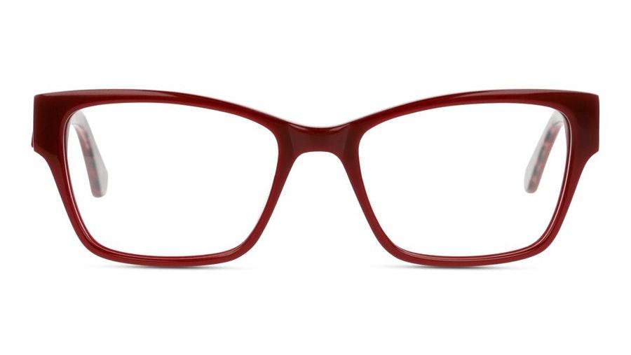 Unofficial UNOF0201 Women's Glasses Burgundy