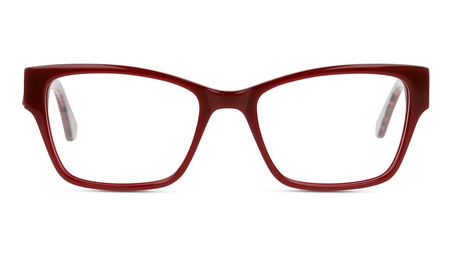 Unofficial UNOF0201 Women's Glasses Burgundy