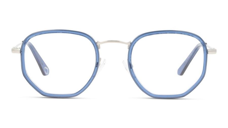 Unofficial UNOM0164 Men's Glasses Blue