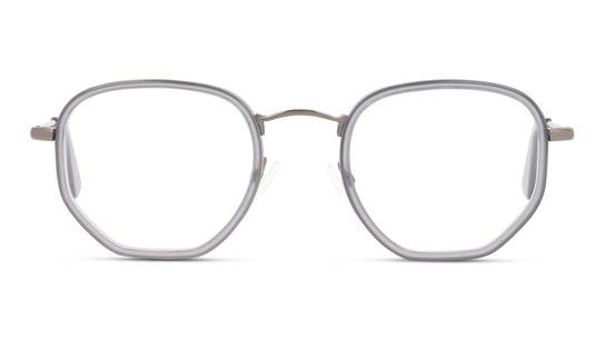 UNOM0164 Men's Glasses Transparent / Grey