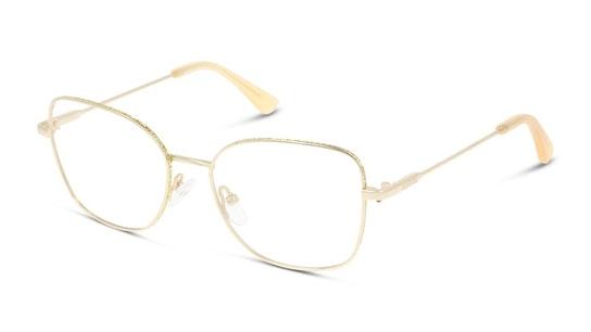 UNOT0072 Children's Glasses Transparent / Gold