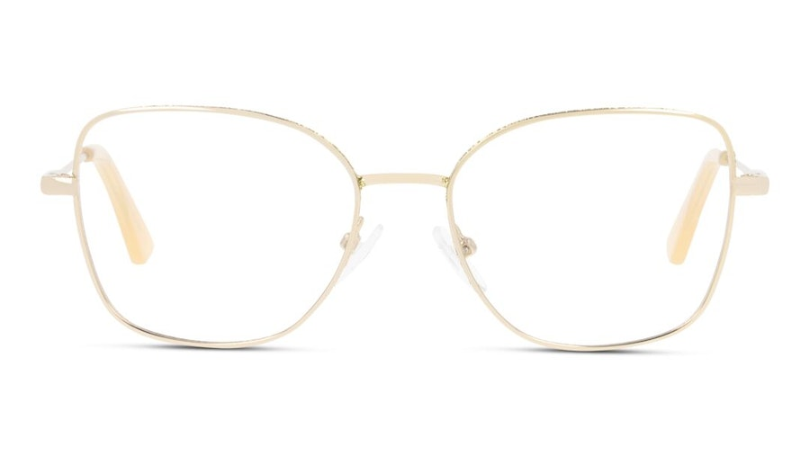 Unofficial UNOT0072 (DF00) Children's Glasses Gold