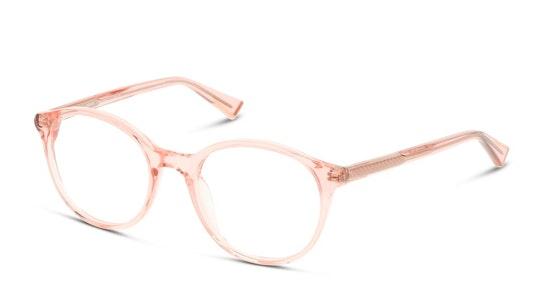 UNOT0073 Children's Glasses Transparent / Pink