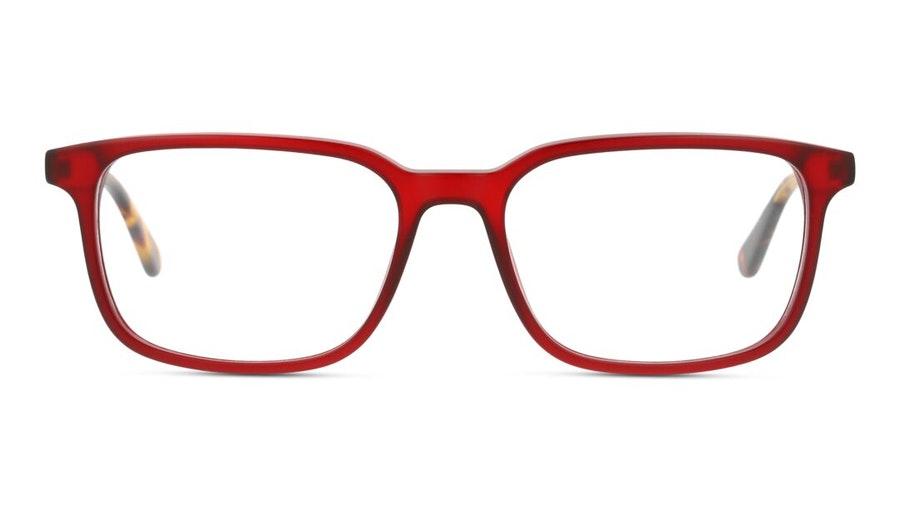 Unofficial UNOM0177 Men's Glasses Burgundy