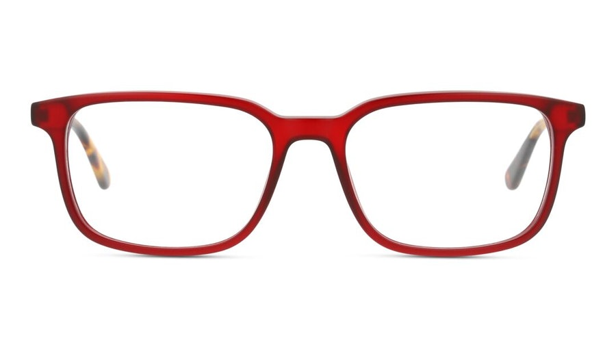 Unofficial UNOM0177 Men's Glasses Burgundy