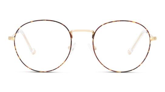 UNOF0065 (HD00) Glasses Transparent / Havana