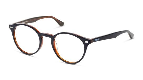 UNOM0189 (CC00) Glasses Transparent / Navy