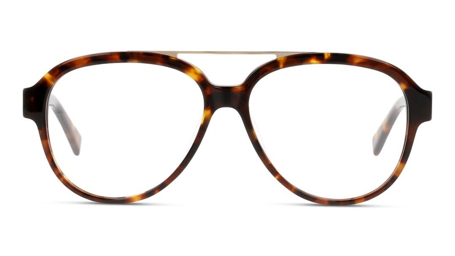 Unofficial UNOM0192 Men's Glasses Havana