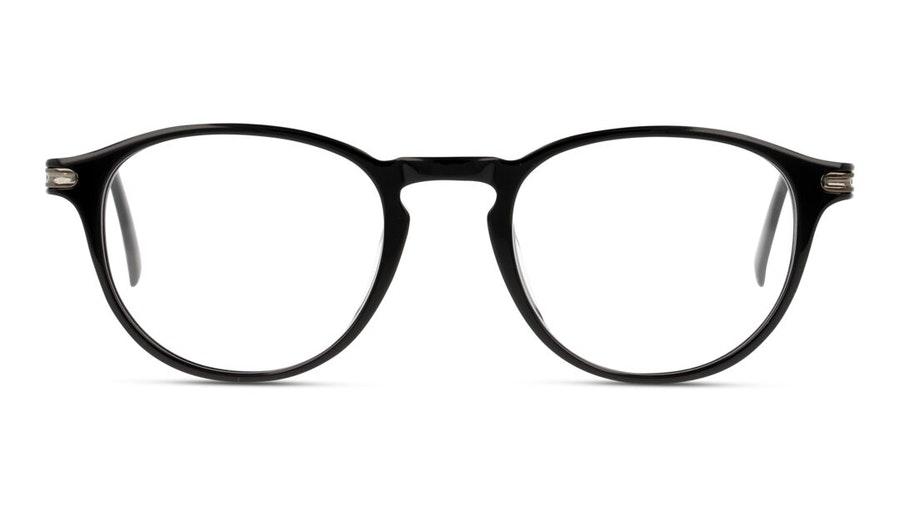 Unofficial UNOM0194 Men's Glasses Black