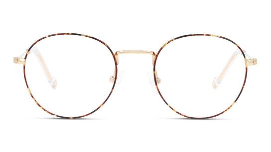 UNOT0013 Children's Glasses Transparent / Havana