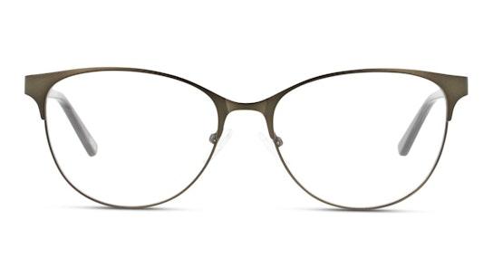 DB OF0037 (Large) Women's Glasses Transparent / Grey