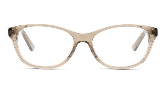 DB OF0038 Women's Glasses Transparent / Brown