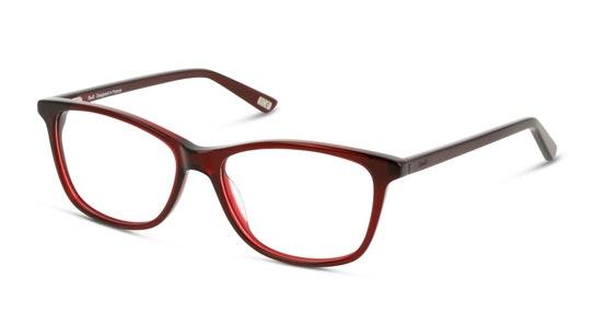 DB OF0039 Women's Glasses Transparent / Brown