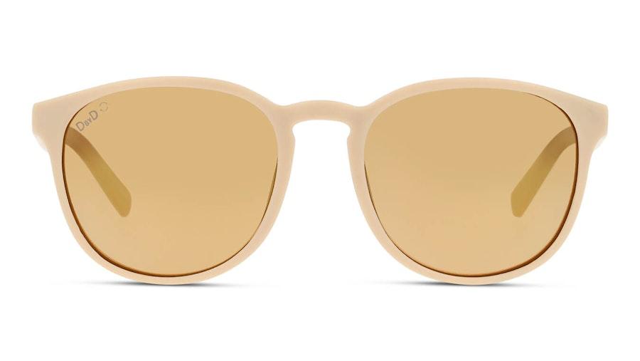 DbyD Recycled DB SU9015P Unisex Sunglasses Pink / Beige