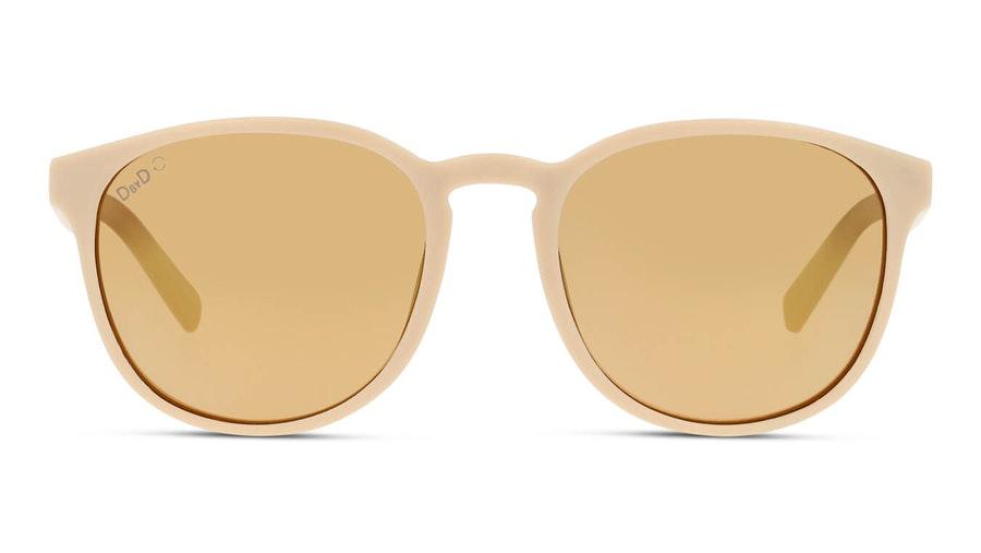 DbyD Recycled DB SU9015P Unisex Sunglasses Pink/Beige