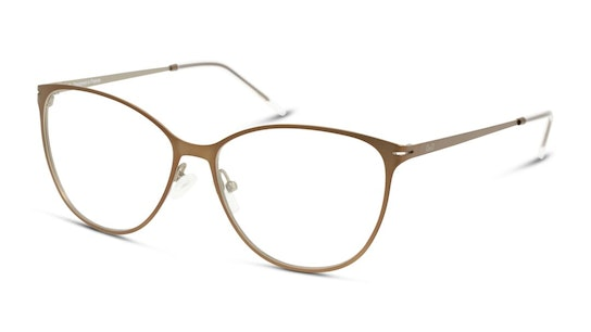 DB OF9016 (Large) Women's Glasses Transparent / Brown