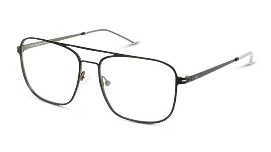 DB OM9022 Men's Glasses Transparent / Black