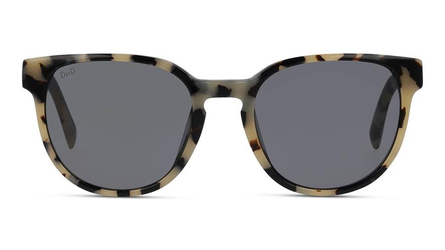 DbyD Bio-Acetate DB SF5003 (FHC0) Sunglasses Blue / Beige
