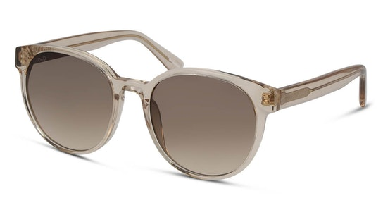 Bio-Acetate DB SF5004 Women's Sunglasses Brown / Transparent