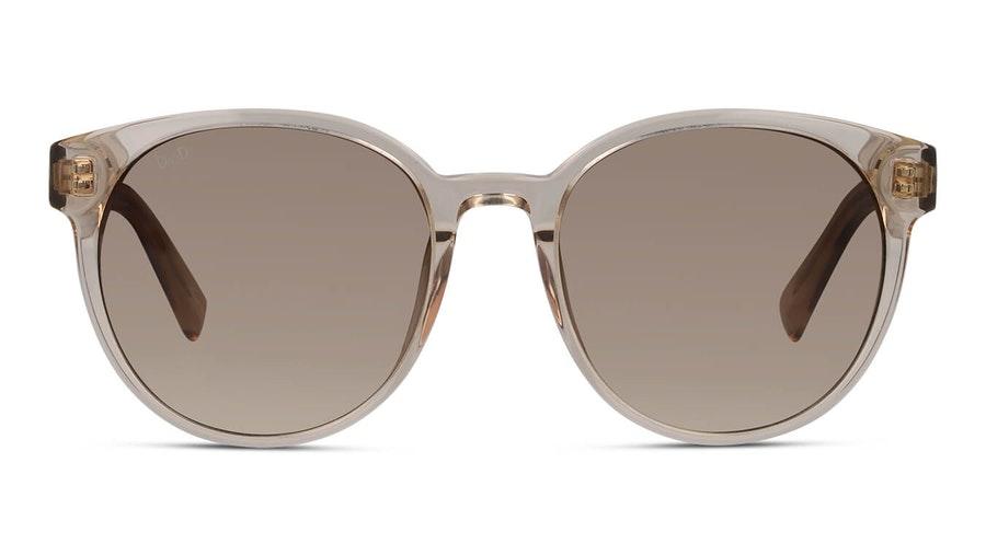 DbyD Bio-Acetate DB SF5004 (TTN0) Sunglasses Brown / Transparent