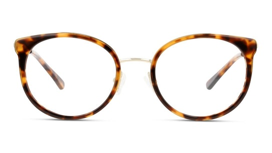 UNOF0276 Women's Glasses Transparent / Havana