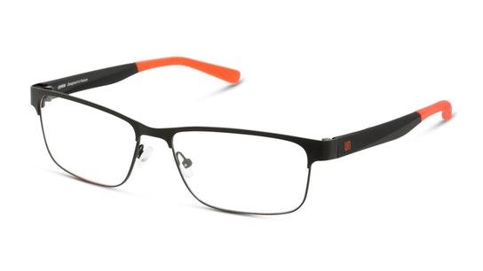 UNOM0199 (Large) Men's Glasses Transparent / Black