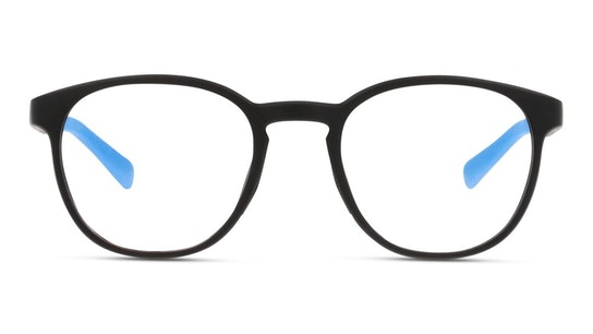 UNOT0087 (BC00) Children's Glasses Transparent / Black