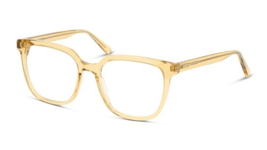 UNOF0314 Women's Glasses Transparent / Yellow