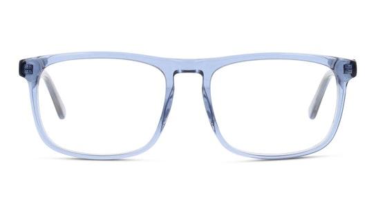 UNOM0227 Men's Glasses Transparent / Blue