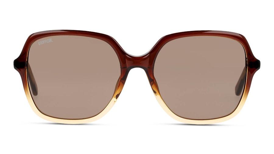 Unofficial UNSF0131 (NNN0) Sunglasses Brown / Brown