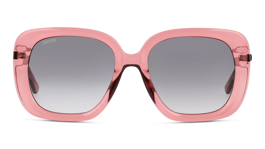 Unofficial UNSF0132 Women's Sunglasses Grey/Pink