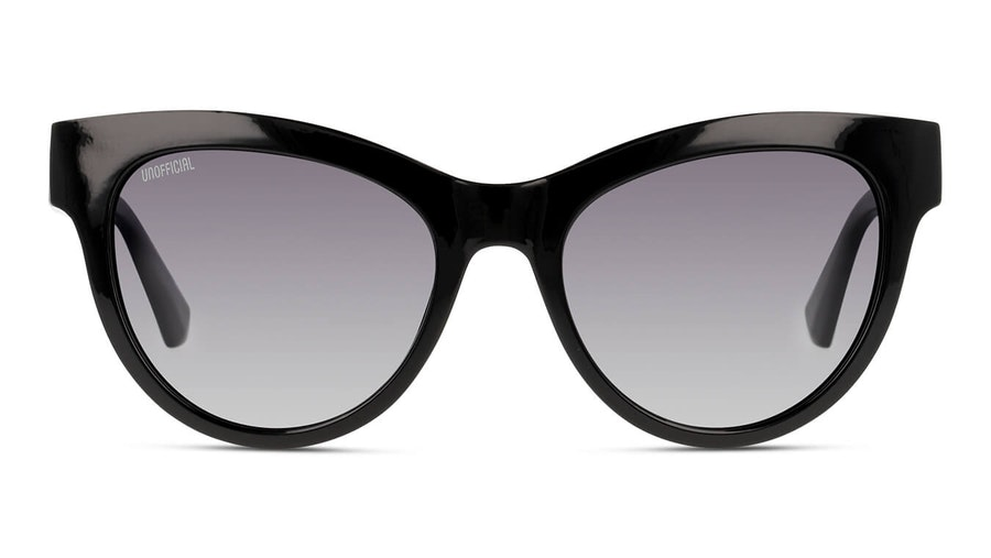 Unofficial UNSF0125 Women's Sunglasses Grey/Black