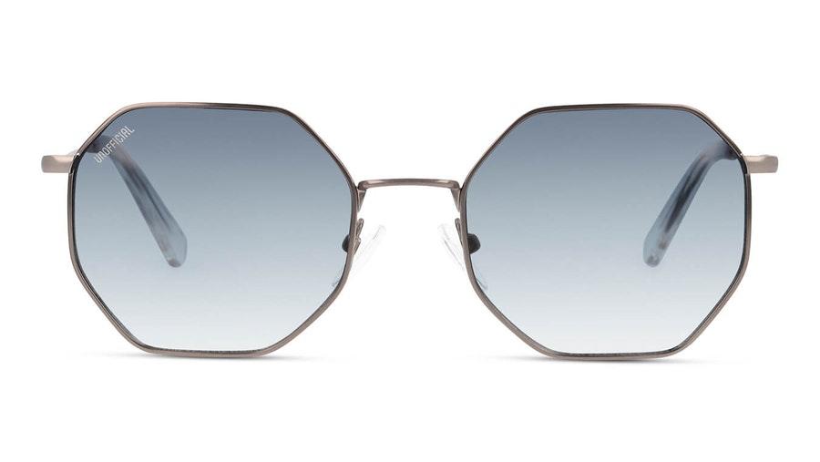Unofficial UNSU0075 Women's Sunglasses Blue/Grey